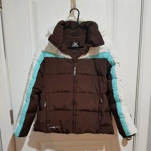 ZeroXposur Down Feather Winter Ski Jacket